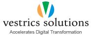 Vestrics Blogs Logo